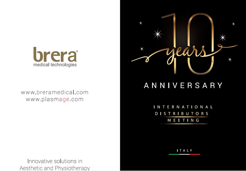 International Distributors Meeting - 10th anniversary Brera
