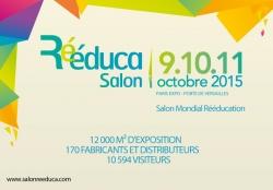 Rèèduca 51 ème édition du Salon Mondial 2015