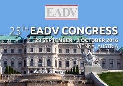 25th EADV Congress - Vienna - 2016