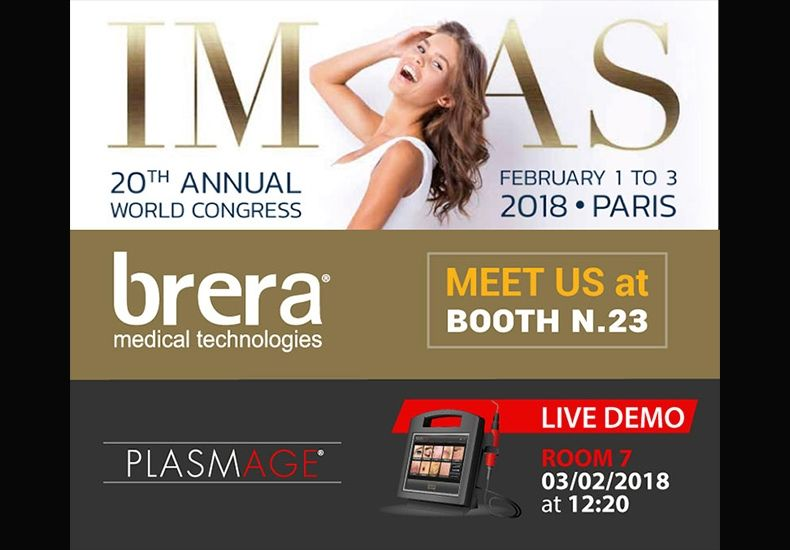 IMCAS 2018 - PARIS