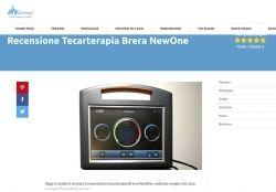 Recensione Tecarterapia NewOne