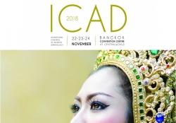 ICAD  Congresso Dertmatologia - 22.24/11/2018 Bangkok