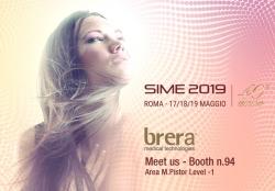 SIME 2019 - ROME