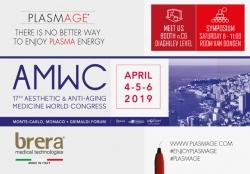 Plasmage AMWC Monaco April 2019