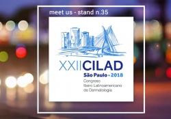 CILAD Congress Dermatology 14-17/11/2018 - Brasil