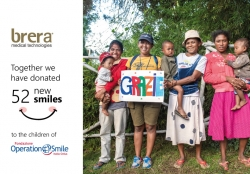 Together we  have donated  52 new smiles