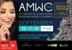 AMWC Monte Carlo 2021 - Vieni a trovarci allo stand n.: D14